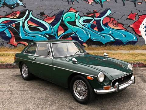 1970 MG B GT for sale in Los Angeles, CA