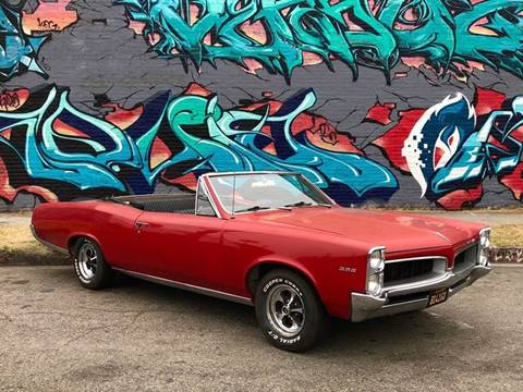 1967 Pontiac Tempest for sale in Los Angeles, CA