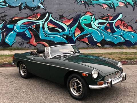 1973 MG B for sale in Los Angeles, CA