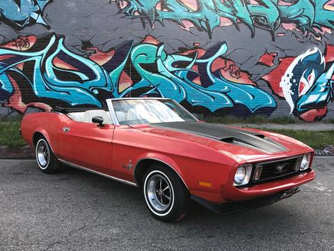 Cheap Muscle Cars For Sale >> 1973 Ford Mustang For Sale In Los Angeles Ca