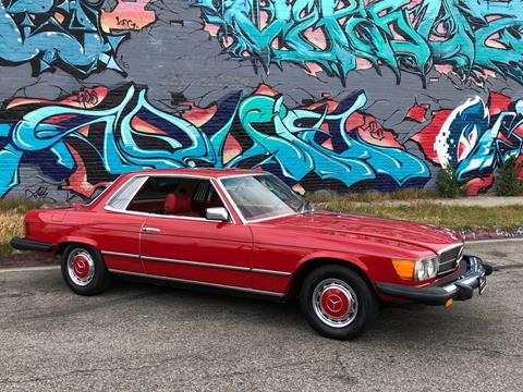 1977 Mercedes-Benz 450-Class for sale in Los Angeles, CA