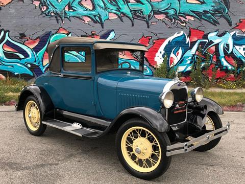 1928 Ford Model A for sale in Los Angeles, CA