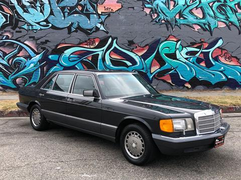 Mercedes Benz Los Angeles >> 1989 Mercedes Benz 560 Class For Sale In Los Angeles Ca