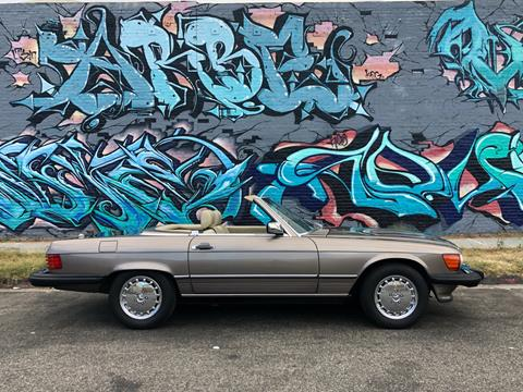 1989 Mercedes-Benz 560-Class for sale in Los Angeles, CA