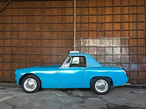 1967 Austin-Healey Sprite for sale in Los Angeles, CA
