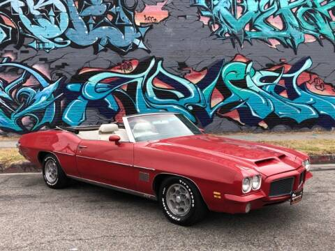 1971 Pontiac Le Mans for sale in Los Angeles, CA