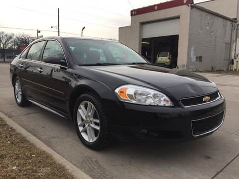 2012 Chevrolet Impala for sale at Julian Auto Sales, Inc. in Warren MI