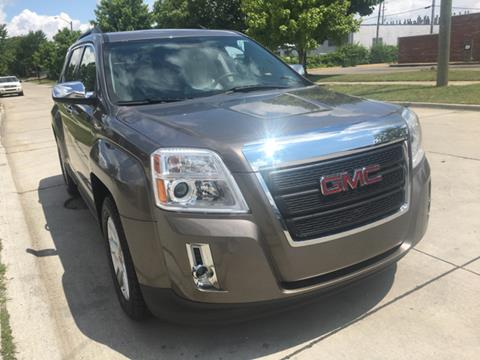 2012 GMC Terrain for sale in Warren, MI
