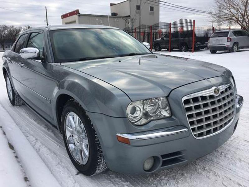 2007 Chrysler 300 car for sale in Detroit