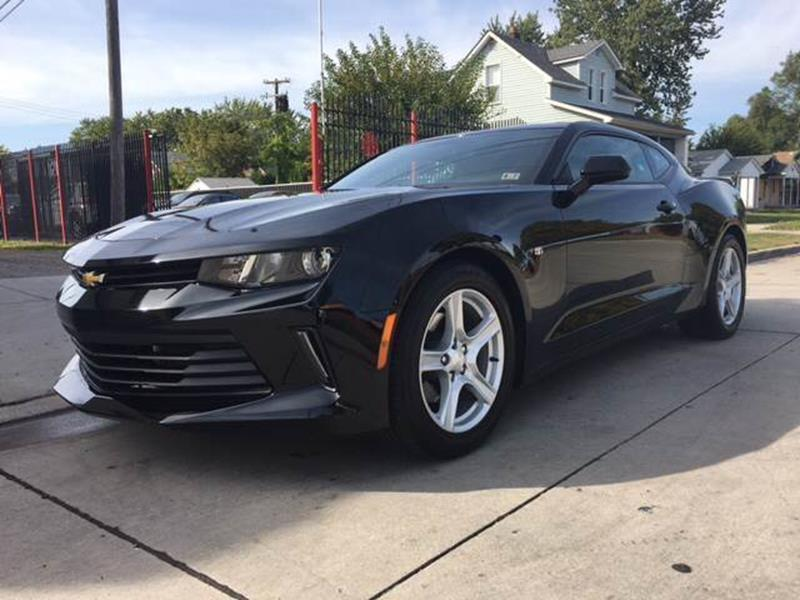 2017 Chevrolet Camaro car for sale in Detroit
