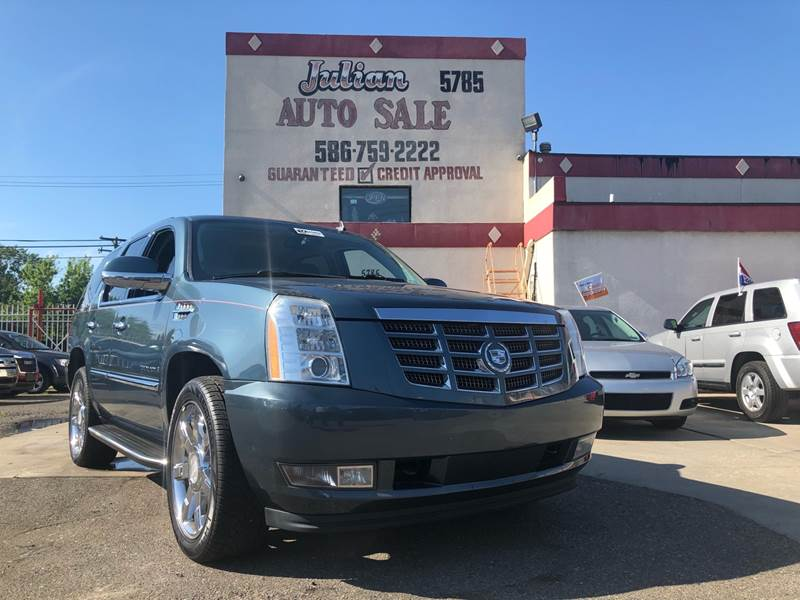2008 Cadillac Escalade car for sale in Detroit