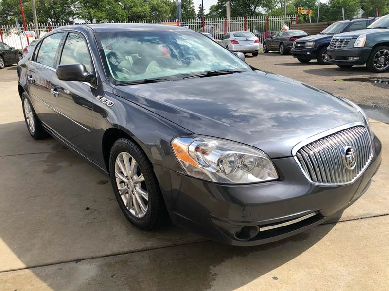 2010 Buick Lucerne car for sale in Detroit