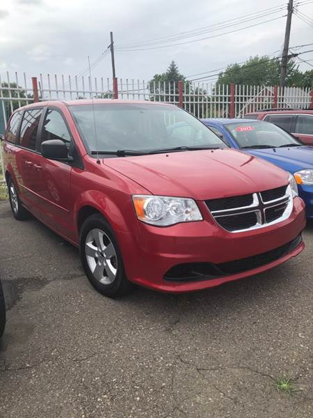 2013 Dodge Grand Caravan car for sale in Detroit