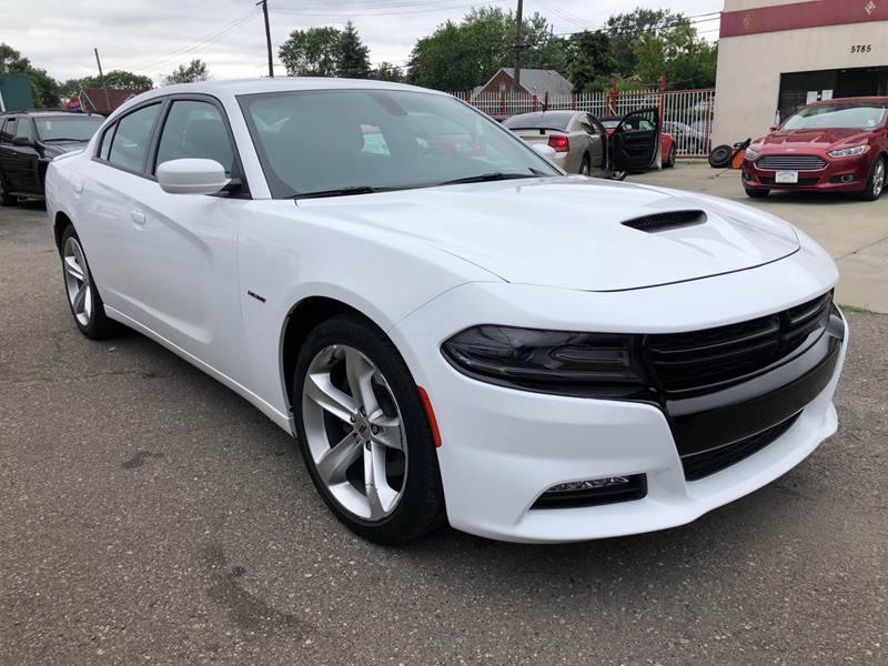 2018 Dodge Charger car for sale in Detroit