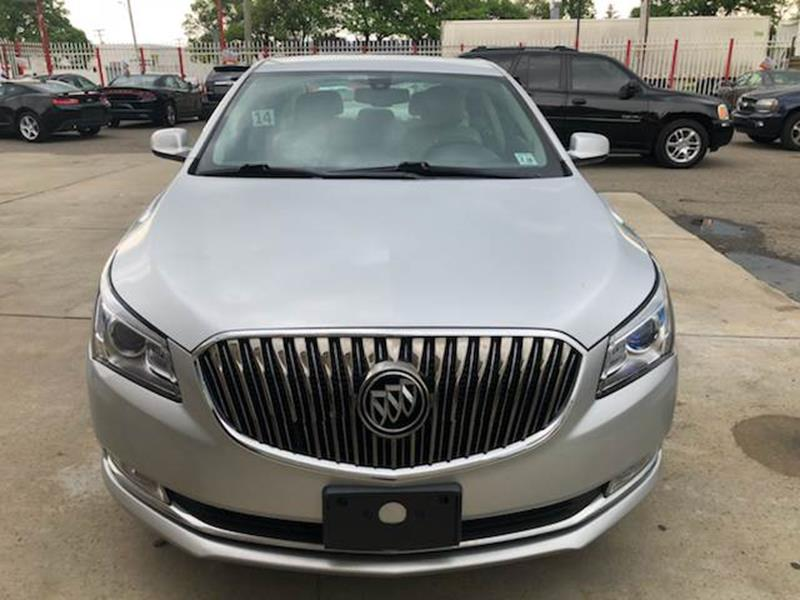 2014 Buick Lacrosse car for sale in Detroit