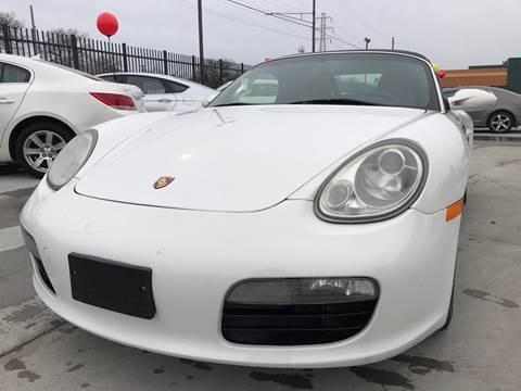 2005 Porsche Boxster for sale in Warren, MI