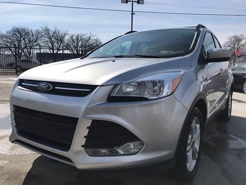 2013 Ford Escape for sale in Warren, MI
