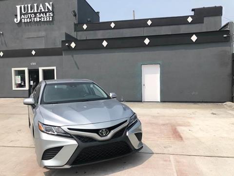 2018 Toyota Camry for sale in Warren, MI