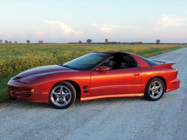 2001 Pontiac Firebird Trans Am for sale at Goodland Auto Sales in Goodland IN