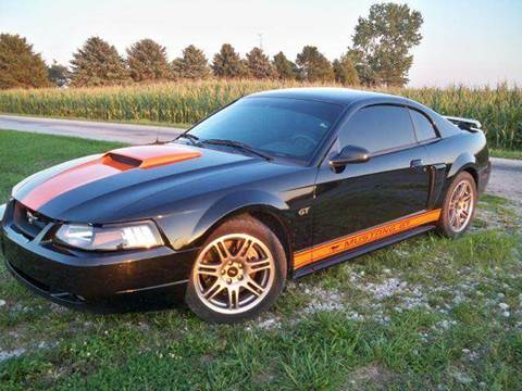 2003 Ford Mustang for sale at Goodland Auto Sales in Goodland IN
