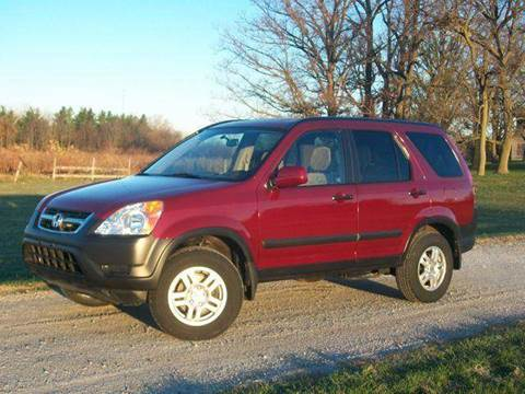 2004 Honda CR-V for sale at Goodland Auto Sales in Goodland IN