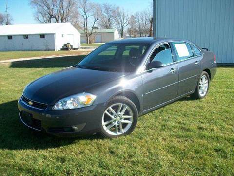 2008 Chevrolet Impala for sale at Goodland Auto Sales in Goodland IN