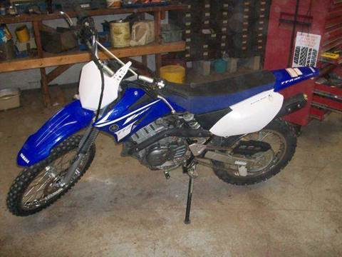 2008 Yamaha TTR-125L for sale at Goodland Auto Sales in Goodland IN