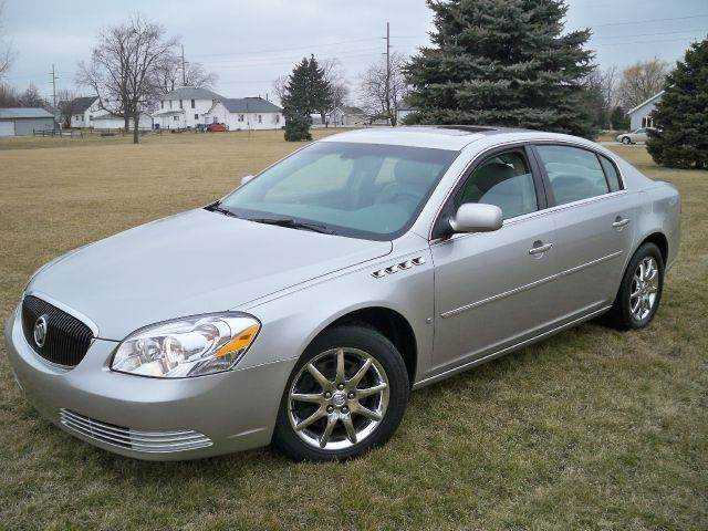 2006 Buick Lucerne for sale at Goodland Auto Sales in Goodland IN