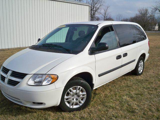 2007 Dodge Grand Caravan for sale at Goodland Auto Sales in Goodland IN