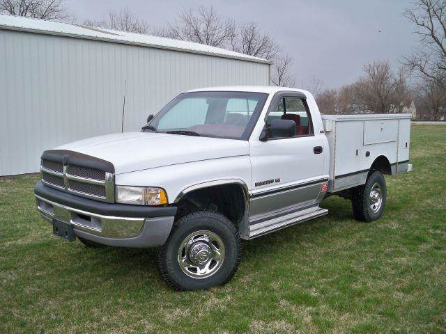 1994 Dodge Ram Pickup 2500 for sale at Goodland Auto Sales in Goodland IN