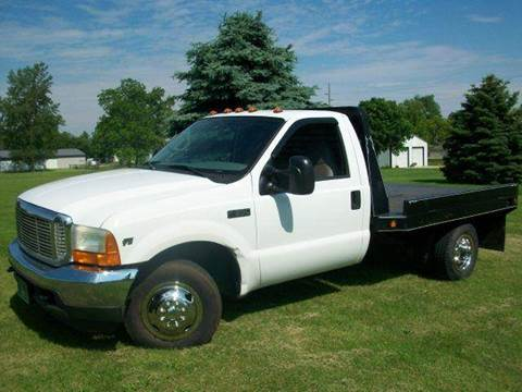 2001 Ford F-350 for sale at Goodland Auto Sales in Goodland IN