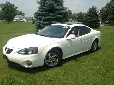 2004 Pontiac Grand Prix for sale at Goodland Auto Sales in Goodland IN