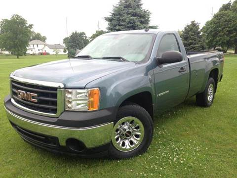 2007 GMC Sierra 1500 for sale at Goodland Auto Sales in Goodland IN