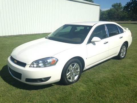 2007 Chevrolet Impala for sale at Goodland Auto Sales - Lot 1 in Goodland IN