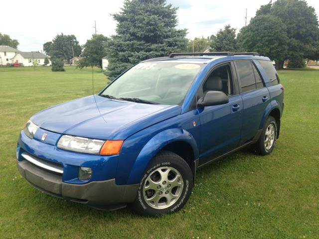 2004 Saturn Vue for sale at Goodland Auto Sales in Goodland IN