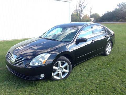 2005 Nissan Maxima for sale at Goodland Auto Sales in Goodland IN