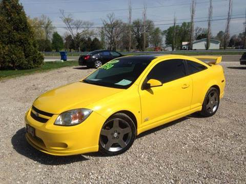 2006 Chevrolet Cobalt for sale at Goodland Auto Sales in Goodland IN