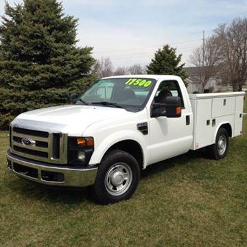 2010 Ford F-250 for sale at Goodland Auto Sales in Goodland IN