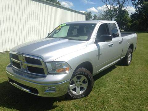 2010 Dodge Ram Pickup 1500 for sale at Goodland Auto Sales in Goodland IN