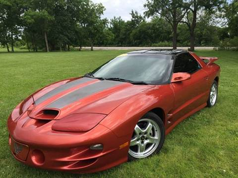 2002 Pontiac Firebird Trans Am for sale at Goodland Auto Sales in Goodland IN