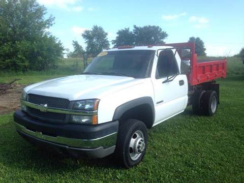 2003 Chevrolet C/K 3500 Series for sale at Goodland Auto Sales - Lot 1 in Goodland IN