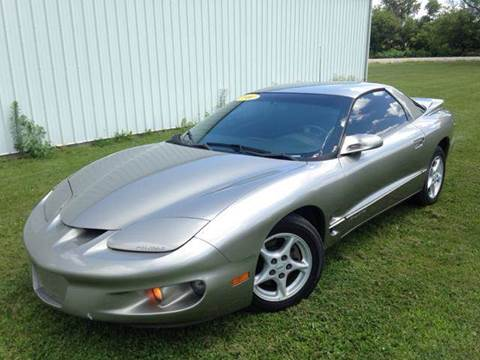 2000 Pontiac Firebird for sale at Goodland Auto Sales in Goodland IN