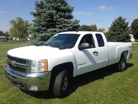 2009 Chevrolet Silverado 2500HD for sale at Goodland Auto Sales in Goodland IN