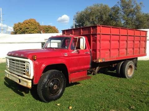 1975 Ford F-600 for sale at Goodland Auto Sales in Goodland IN