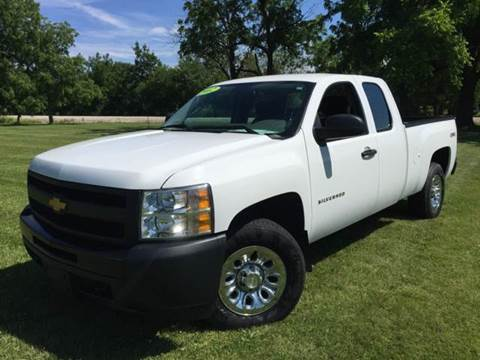 2012 Chevrolet Silverado 1500 for sale at Goodland Auto Sales in Goodland IN