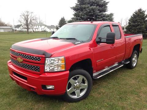 2012 Chevrolet Silverado 2500HD for sale at Goodland Auto Sales in Goodland IN