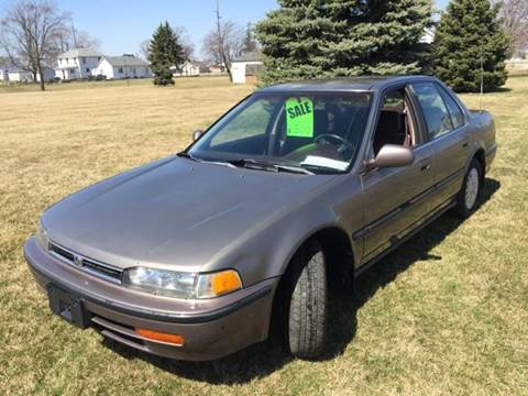 1993 Honda Accord for sale at Goodland Auto Sales in Goodland IN