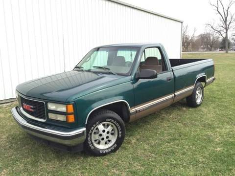1995 GMC Sierra 1500 for sale at Goodland Auto Sales in Goodland IN