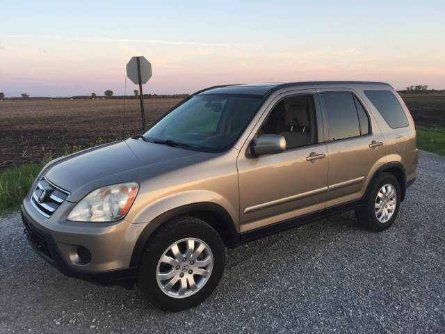 2005 Honda CR-V for sale at Goodland Auto Sales - Lot 2 in Goodland IN