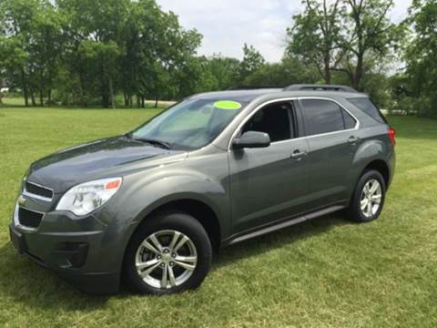 2012 Chevrolet Equinox for sale at Goodland Auto Sales in Goodland IN